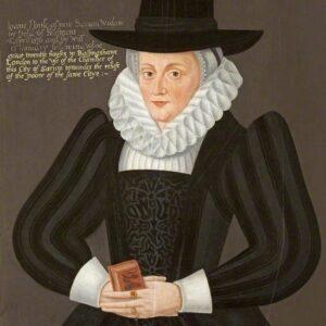Portrait of Joan Popley