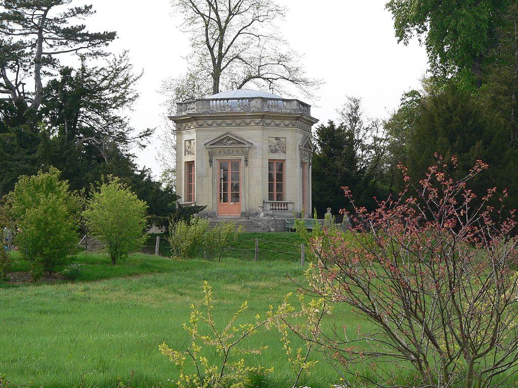 Belvedere Petit Trianon Chateau de Versailles