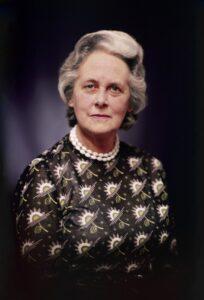 Dame Muriel Diana Reader Harris